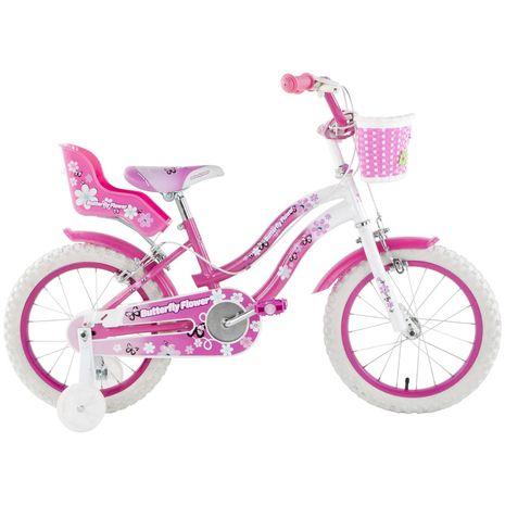 Vehicule pentru copii :: Biciclete si accesorii :: Biciclete :: Bicicleta copii Butterfly 14 Schiano Kids