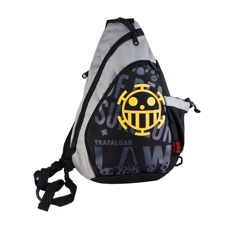 One Piece Trafalgar Law Sling Chest Messenger Bag //Price: $32.00 & FREE Shipping //     #onepieceluffy #onepiecefigure #dluffystore