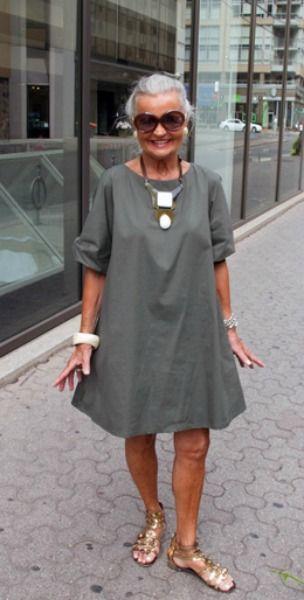 Fiquei me perguntando se gosto deste vestido. E concluí que gosto