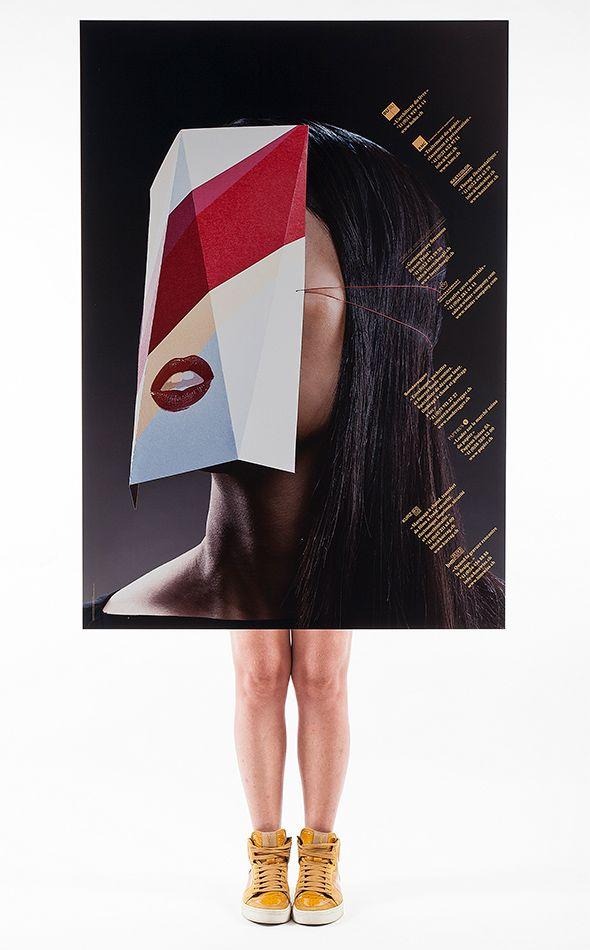 Affiches Rendez-vous des créateurs 2013 by Marks, Switzerland