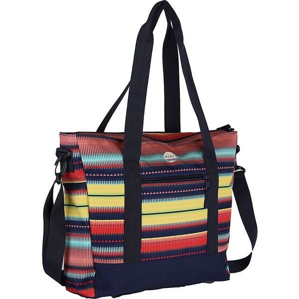 Roxy Backpacks School Messenger Work Tote ($35) ❤ liked on Polyvore featuring bags, business, ladies' business, orange, neoprene bag, tote bags, backpacks bags, white backpack and padded messenger bag