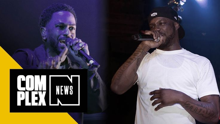 Is Jay Rock Taking Shots at Big Sean on New Kendrick Collab? - https://www.mixtapes.tv/videos/is-jay-rock-taking-shots-at-big-sean-on-new-kendrick-collab/