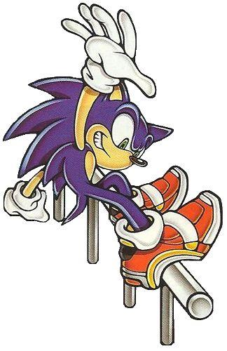 Sonic (Sonic Adventure 2 Battle)