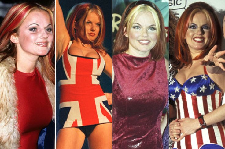 """Ginger Spice was one of our heroes growing up, singing loud and proud about female empowerment -- or, as she put it in the Spice Girls movie, """"Strength and courage and a Wonderbra!"""""""