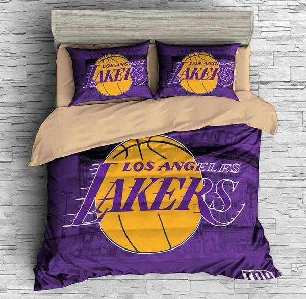 3D Customize Los Angeles Lakers Bedding Set Duvet Cover Set Bedroom Set  Bedlinen. 78 best Sport Duvet Cover Set images on Pinterest   Bedding sets