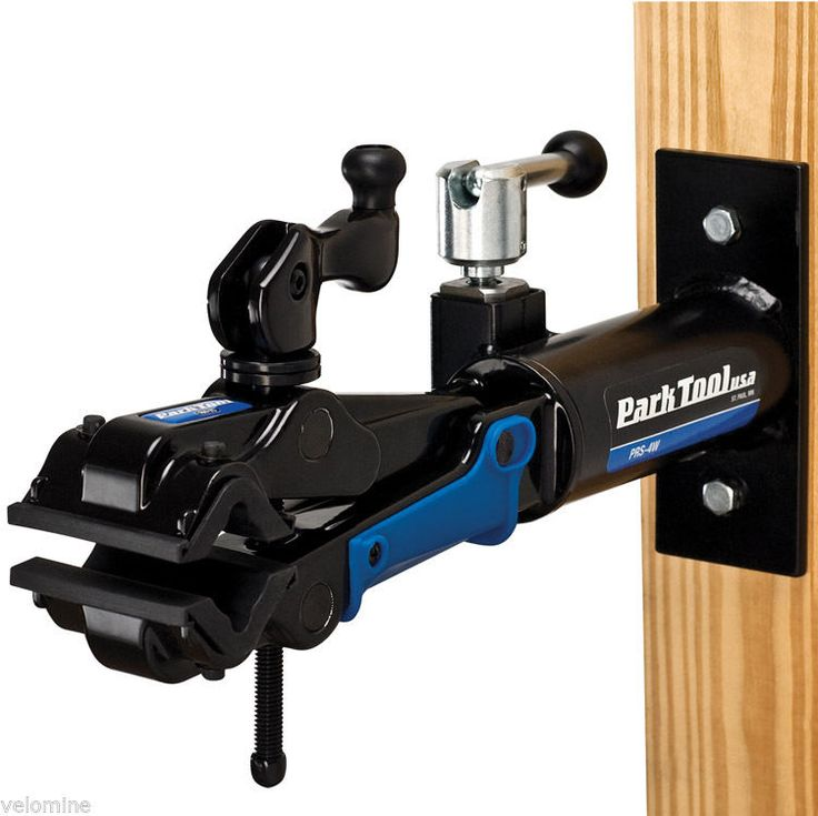Tools 177846: Park Tool Prs-4 W-2 Bicycle Bike Repair Stand Wall Mount And 100-3D Clamp -> BUY IT NOW ONLY: $191.66 on eBay!