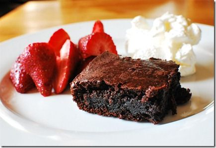 No Pudge Fat Free Brownies | Slimming Eats - Slimming World Recipes