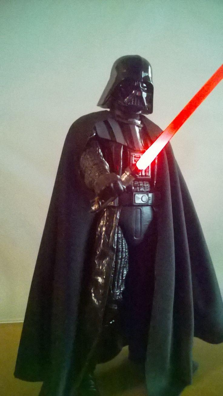 Darth Vader Black Series Custom 02