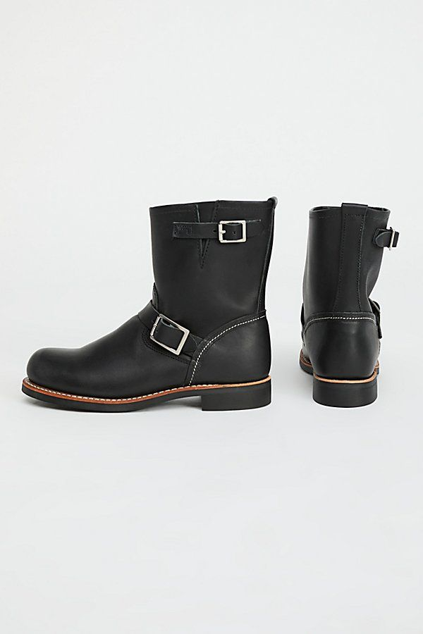 Slide View 4: Red Wing Engineer Boot