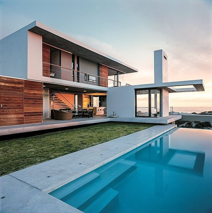 Stefan Antoni Olmesdahl Truen Architects Have Completed One Of The Projects  That Are Orders Of His Client In New York To Make The Design Of Holiday  Homes In ...