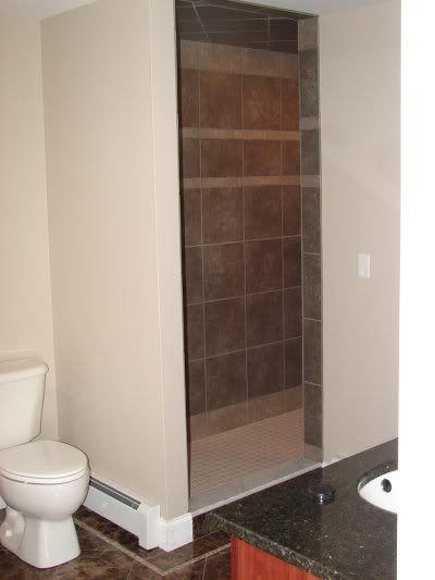 Showers doorless | For the Home | Pinterest