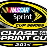 2014 Chase for the Sprint Cup schedule (logo: NASCAR Media)