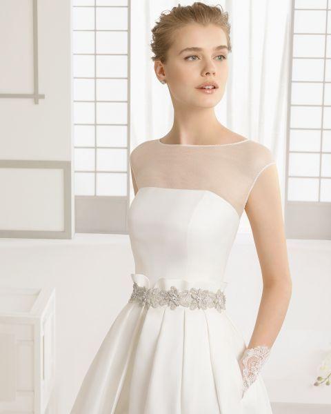 Vestidos de novia ilusion
