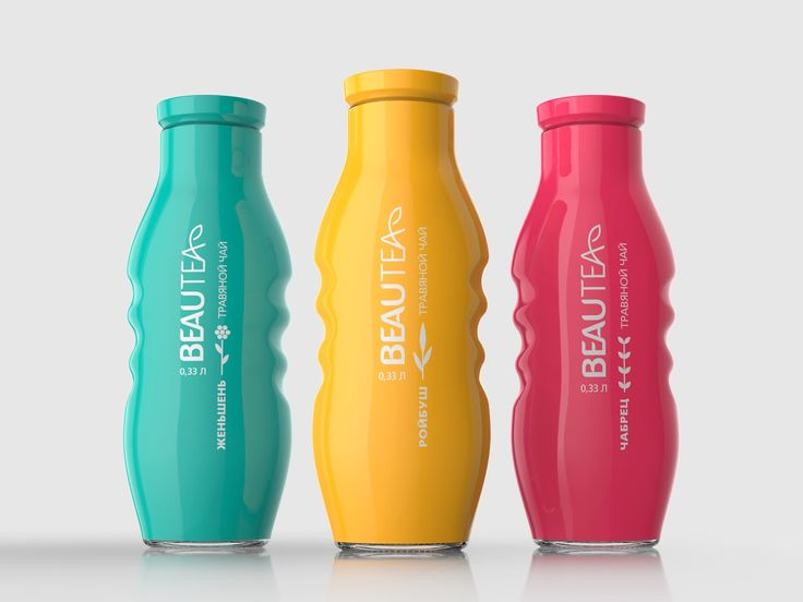 Beautea (Concept) on Packaging of the World - Creative Package Design Gallery