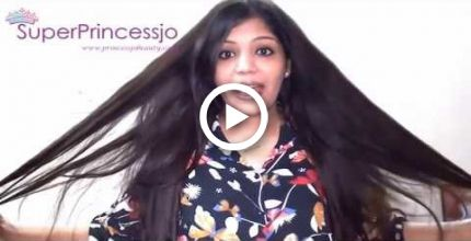 How To Wear Clip In Hair extensions For Thin Hair Tutorial Superprincessjo hair