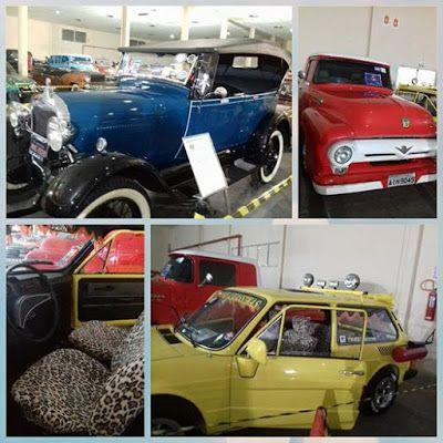 Batendo Perna com Sylvana Vieira: Exposição de carros antigos em Natal/RN