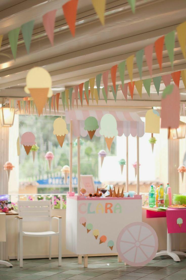 Frallalà: ice cream party