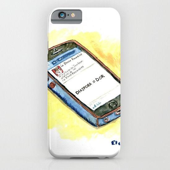 Diaspora = Dor iPhone & iPod Case by Elena Sandovici - $35.00