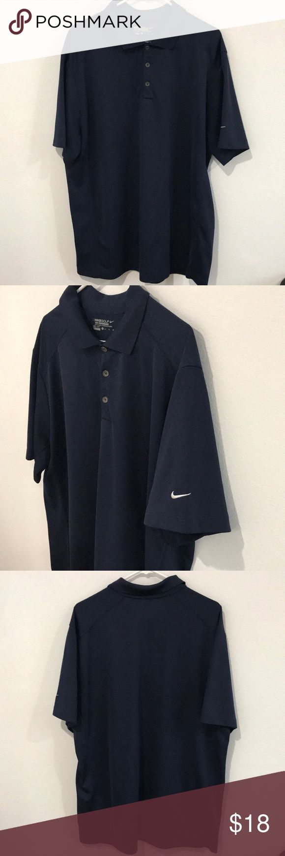 Nike Golf Tour Performance Dri-Fit Polo Shirt Excellent Condition   No rips   No stains   No holes Nike Shirts Polos