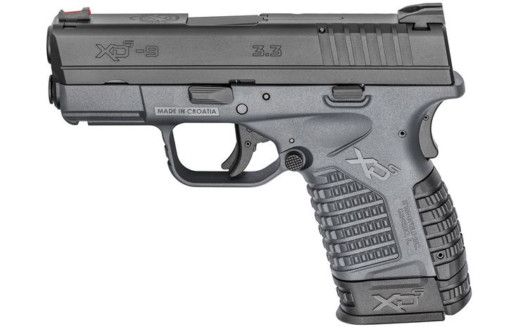 XDS 3.3 9MM GRAY ESSENTIALS PACKAGE Find our speedloader now!  http://www.amazon.com/shops/raeind