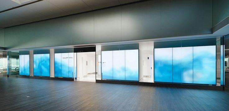 Gallery TOTO at Narita Airport