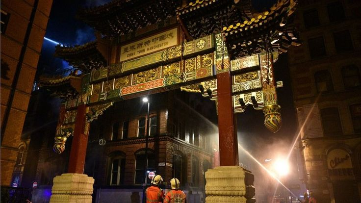 Manchester Chinatown fire: Police plea to homeless people #manchester #chinatown #police #homeless #people