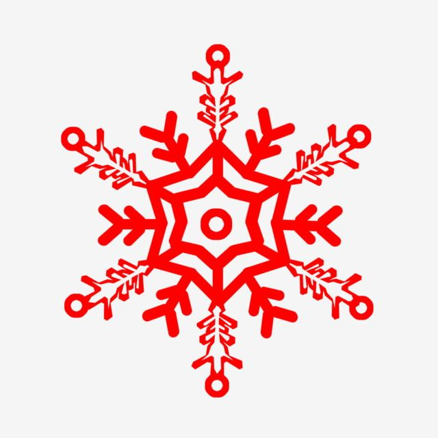 Romantic Snowflake Icon Christmas Red Winter Cartoon Commercial Material Winter Romantic Commercial Png Transparent Clipart Image And Psd File For Free Downl Snowflake Sticker Snowflakes Drawing Christmas Snowflakes Ornaments
