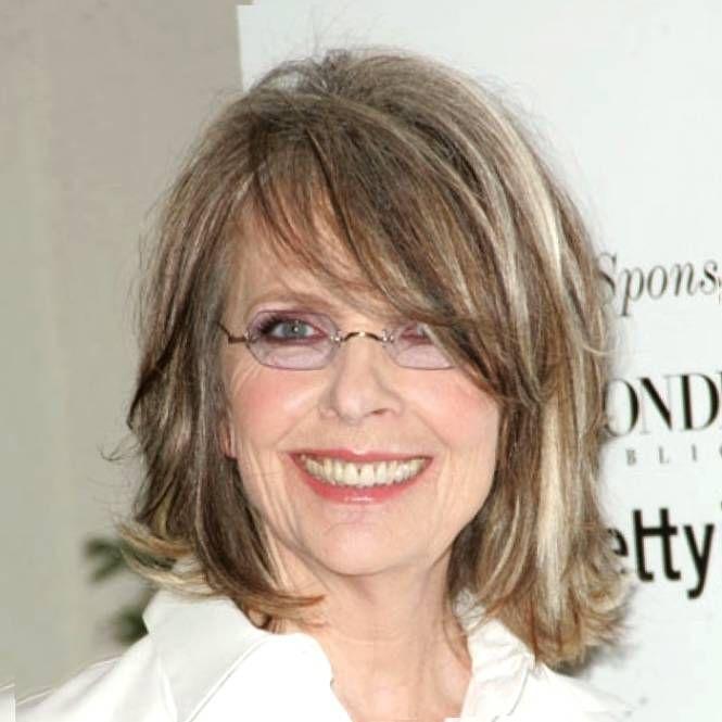 medium length hair women over 60 - Google Search
