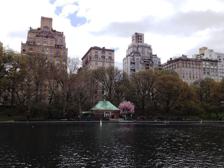 Central Park, NYC. April 2015