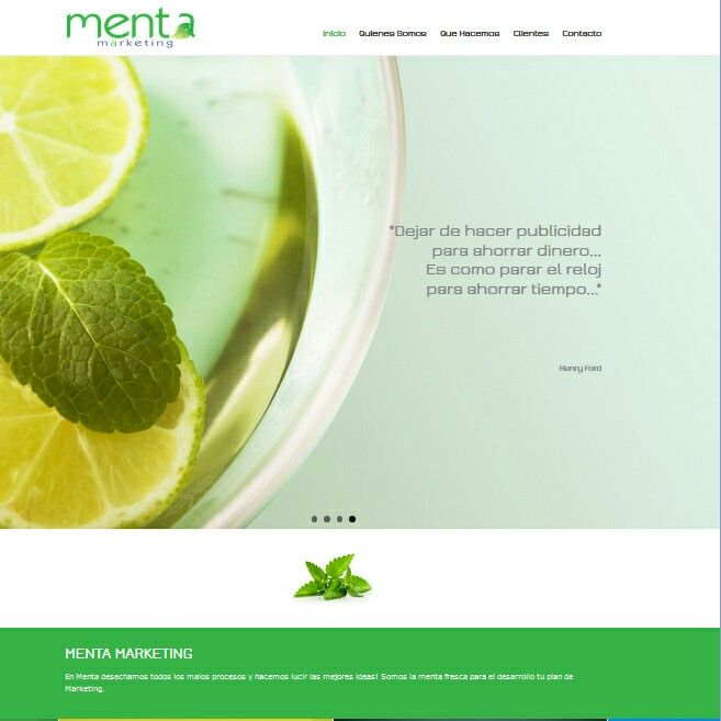 www.mentamarketing.cl