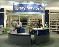 square library circulation desks - Google Search