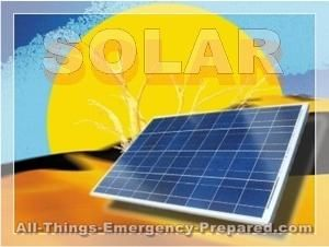 The advantages of solar power