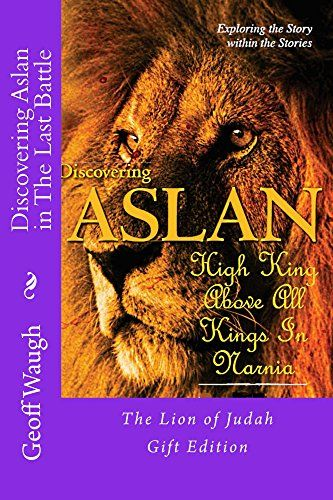This book is a devotional commentary about Aslan in 'The Last Battle' by C. S. Lewis. It describes the background to the book and the way the Lion of Judah is reflected in the stories of Aslan in 'The...