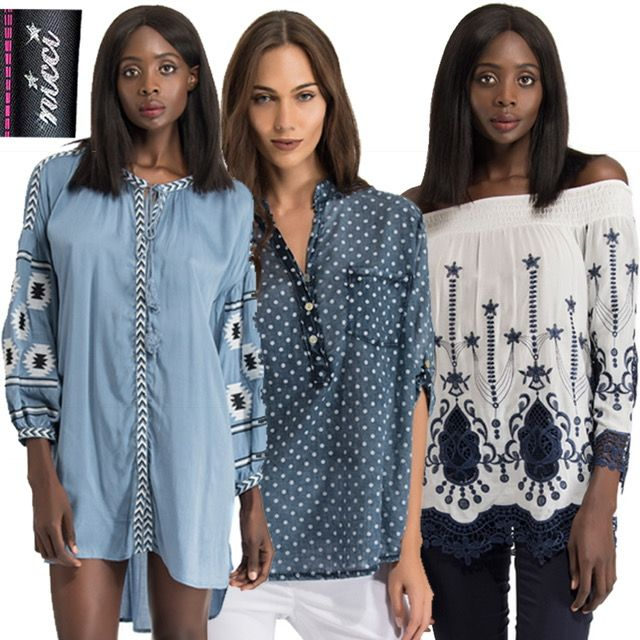 Stunning and trendy items now at #Nicci for #SS17