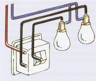 Elektrische bedrading en schakelingen