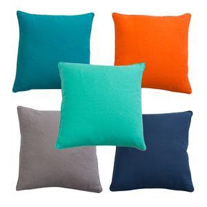 Copacabana Plain Cushions | Pillow Talk