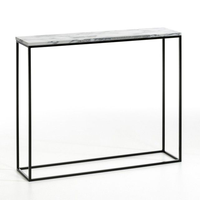 Mahaut Console Table. Marble Is Back... With These Small Yet Playful Touches