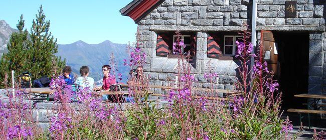 Randonnées de refuge en refuge, Kandersteg