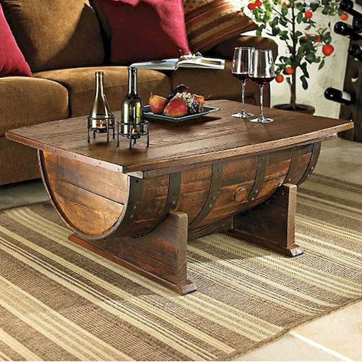 30 Easy And Inexpensive DIY Coffee Table Ideas