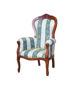 Polstersessel, klassischer Polstersessel 402-TP by Arteferretto Made in Italy