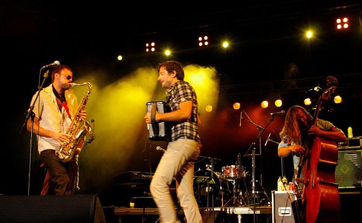 Maraveyas Ilegal - Sparti 2011