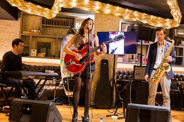 'Soul Red Car': Videoclip de Sara Paço desvendado na MTV