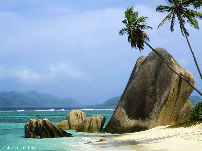 Golden Beach of Tianya Haijiao. Hainan Island, China.