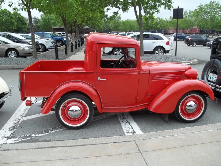American Bantam Pickup. Not sure of year.  39?