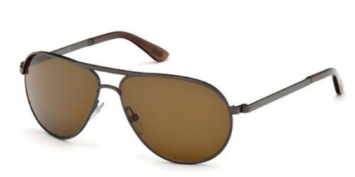 Aviator Brown Sunglasses 2017