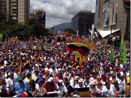 Estas son las exigencias del movimiento estudiantil al gobierno venezolano - http://www.leanoticias.com/2014/02/22/estas-son-las-exigencias-del-movimiento-estudiantil-al-gobierno-venezolano/