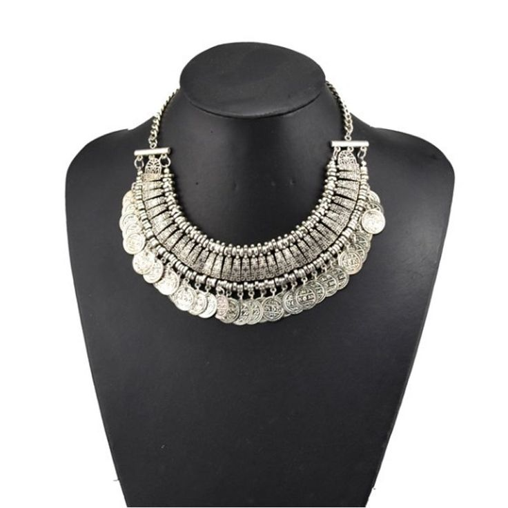 Cheap coin tissue, Buy Quality coin chain necklace directly from China necklace bag Suppliers:  100% Brand new and high quality necklace Necklace Total Length: 38cm+6cm Material: Alloy Color: Silver  Quantity: 1pc