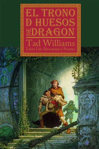 Spanish Book Cover Ideas : Cover of the spanish edition dragonbone chair