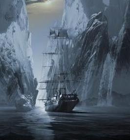En 1761, un barco llamado Octavius partió de Londres con su carga con destino a China.
