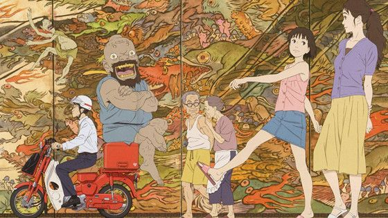The 20 Best Japanese Animated Movies of the 21st Century
